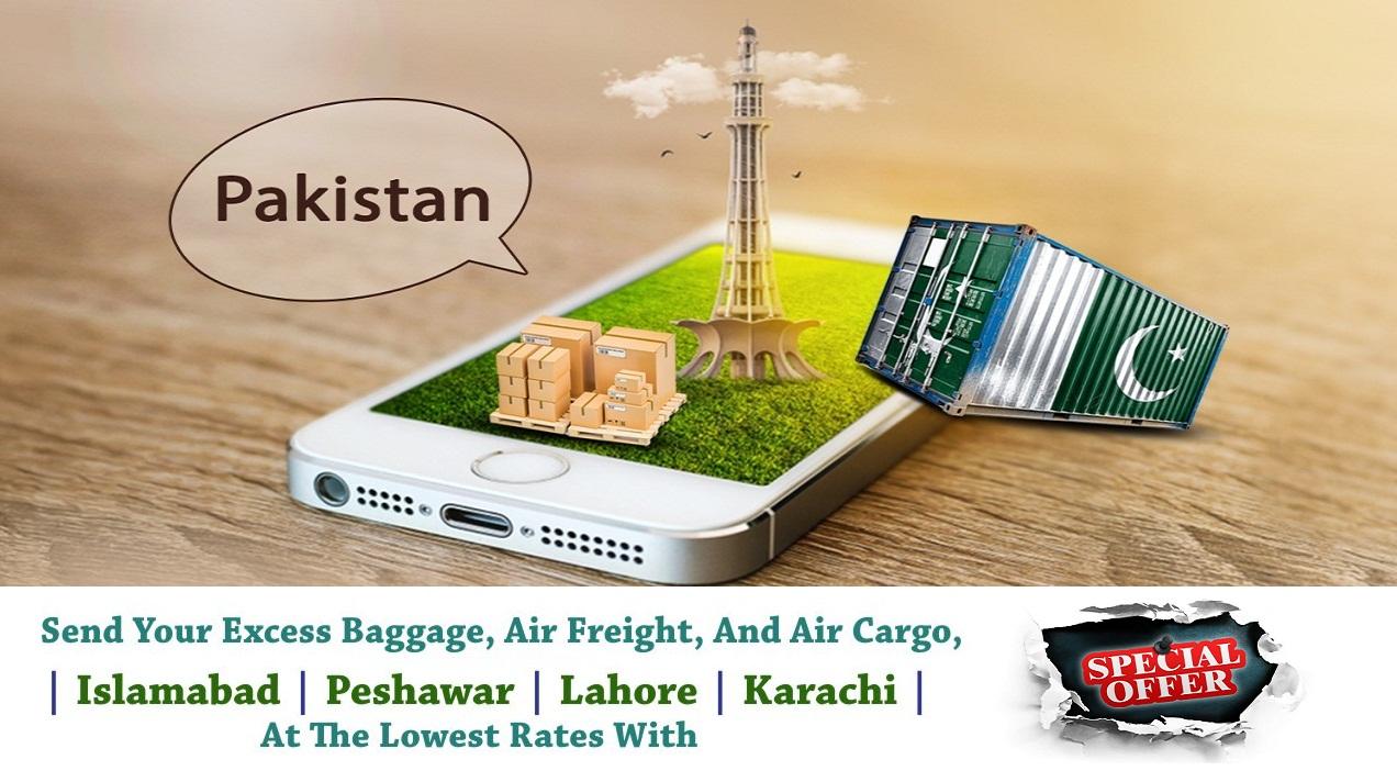 Air Cargo to Pakistan From Dubai